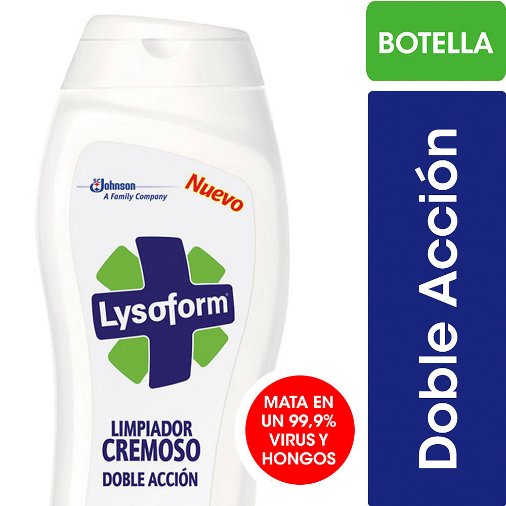 Lysoform Cremoso 12x450 Ml