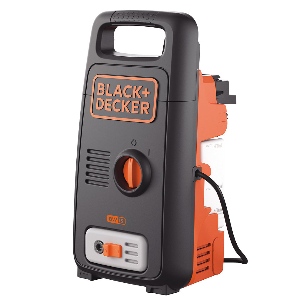 Hidrolavadora 100 Bar 1300W Black & Decker