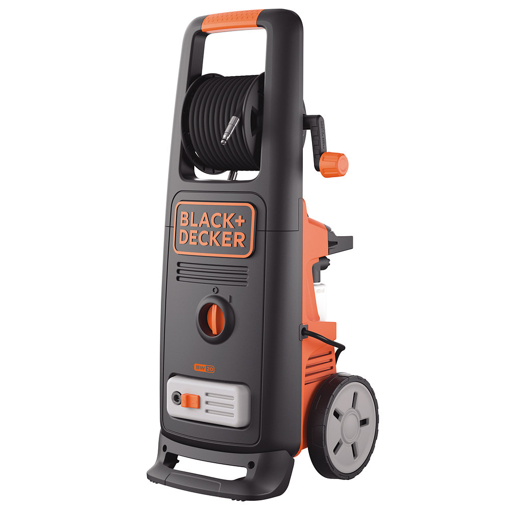 Hidrolavadora 140 Bar 2000W Black&Decker