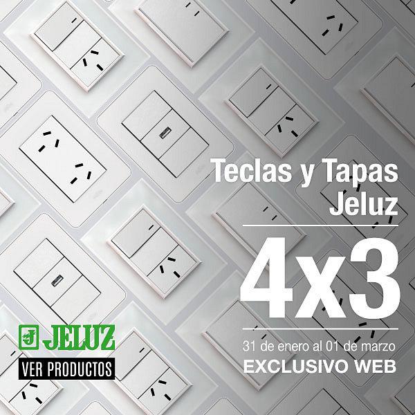Teclas y Tapas Jeluz