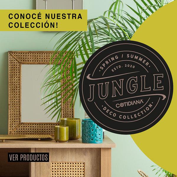 Mesa Febrero Jungle Deco Colection