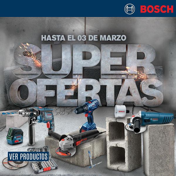 Super ferta Bosch
