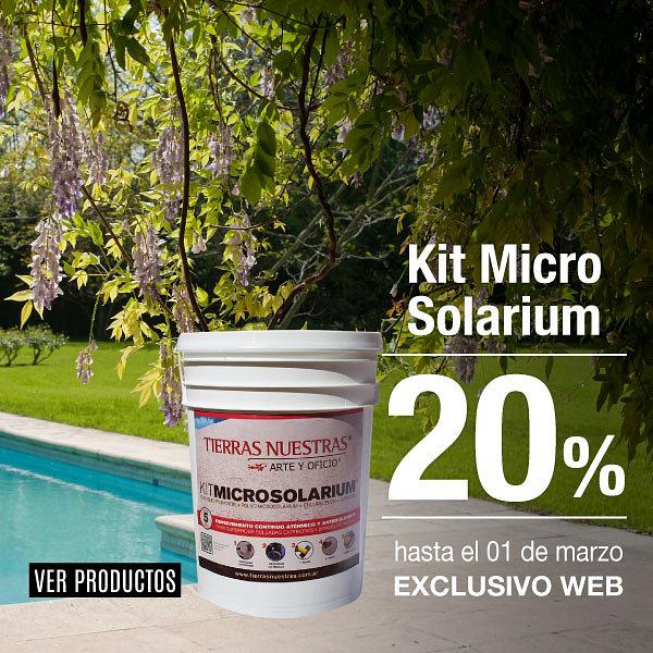Kit Micro Solarium